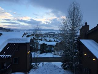 Perfect Condo with Deck and Internet Access - Steamboat Springs vacation rentals