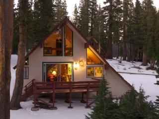 Ski In/Ski out slope side cabin - Chalet #6 - Mammoth Lakes vacation rentals