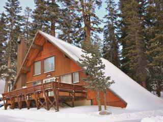 Ski in/Ski out  Slope side cabin - Chalet #9 - Mammoth Lakes vacation rentals