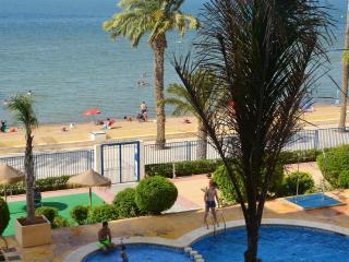 Front line - Sea and Pool View - WiFi Internet - Communal Pool - 3607 - Playa Honda vacation rentals