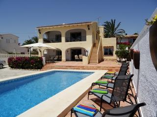 Casa Nevana Fantastic Location  Air con included - Moraira vacation rentals