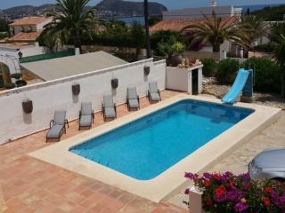 Casa Nevana Fantastic Location  Air con included - Moraira vacation rentals