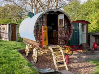 Romantic Gypsy caravan exclusively for two - Henley-on-Thames vacation rentals