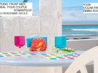 VENDEE GLOBE Cottage/STUDIO Front Mer;Romance à 2 - Les Sables-d'Olonne vacation rentals