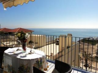 Spectacular seafront penthouse - Sitges vacation rentals