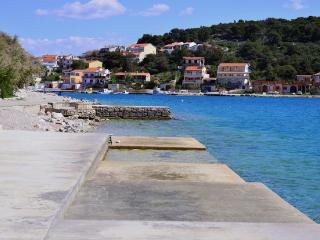 2 bedroom Apartment with A/C in Tisno - Tisno vacation rentals
