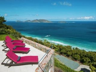 5 Bedroom Villa in Smugglers Cove - Tortola vacation rentals