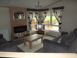 Perfect 2 bedroom Lodge in Glendevon - Glendevon vacation rentals