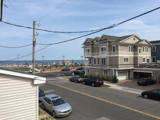 Ocean & Beach Views from Front Deck - Bradley Beach vacation rentals