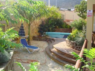 Villa with heated pool, 3 bedrooms, Costa Adeje - Tenerife vacation rentals