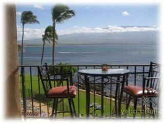 Dinner for Two Oceanfront on Your Lanai! - Maalaea vacation rentals