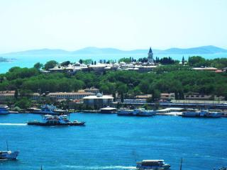 ShortTermFlats - Balcony Sea View Cihangir - Istanbul vacation rentals