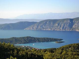 Korcula apartment in peaceful bay I - Kneza vacation rentals