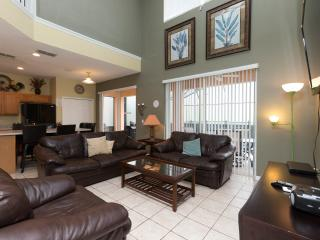 Elegant 8 Bedroom Private Heated Pool/Spa Villa Ne - Kissimmee vacation rentals