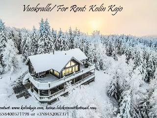 Perfect 3 bedroom Cabin in Koli - Koli vacation rentals