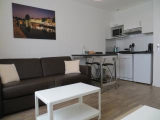 Studio refait à neuf proche cité des congrès - Nantes vacation rentals