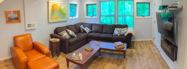 The Cabin at Plum Bottom - Newly Constructed 2015 - Egg Harbor vacation rentals
