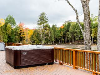 Perfect Lodge with Deck and Internet Access - Evart vacation rentals