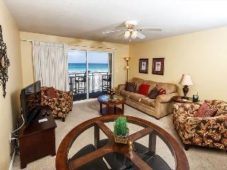 PI 210 Beachfront with fitness room, heated pool, hot tub, BBQ grills. - Fort Walton Beach vacation rentals