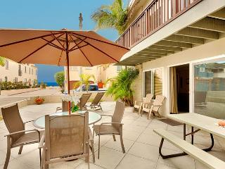 15% OFF NOV 1- 22 - Family Vacation Home, Ocean View, 1 Street from Sand - Newport Beach vacation rentals