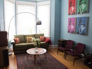 Historic Capitol Hill Homes, 4BR+, 4 level, 4BA sleeps 10 - Fairlawn vacation rentals