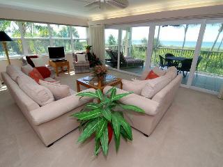 Beach front luxury condo - Sanibel Island vacation rentals