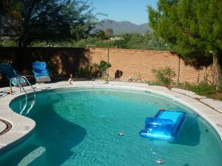 Gorgeous Hacienda Style 5BR/3BA, Pool, Mtn Views - Tucson vacation rentals