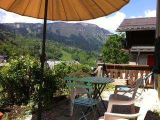 Rez-de-jardin dans petit chalet - Les Houches vacation rentals