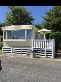 6 berth static caravan in Launceston Cornwall - Launceston vacation rentals