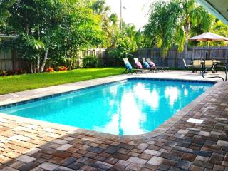 Perfectly Located Home in FORT LAUDERDALE!! - Fort Lauderdale vacation rentals