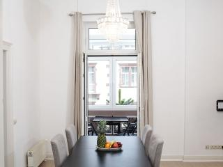 luxury apartment in front of the park - Homberg vacation rentals