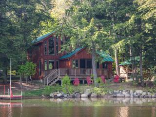 Private Lakefront Cabin, Sauna, Canoe and Views! - Wells vacation rentals
