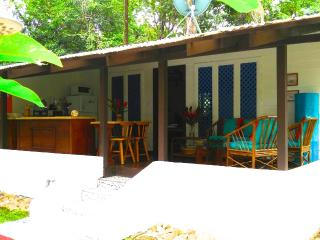 Cozy Villa steps from Beach - Coralina - Punta Uva vacation rentals