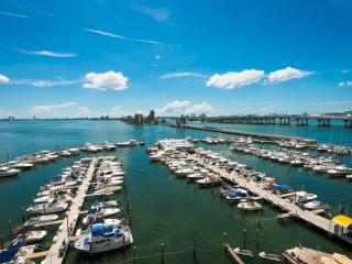 Perfect Getaway Lux Condo at The DoubleTree Grand Biscayne Bay Resort! - Coconut Grove vacation rentals