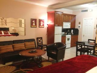 Beach Front Large Studio, free WuFi, pool, beach - Hollywood vacation rentals