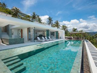 Villa Zest, 5 bedroom villa with stunning sunsets - Surat Thani vacation rentals