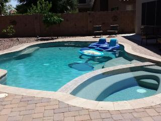 Johnson Ranch Golf Course Community home with pool - Queen Creek vacation rentals