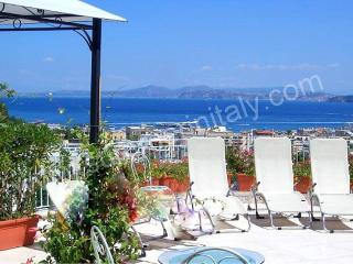 Charming House with Deck and Television - Ischia vacation rentals
