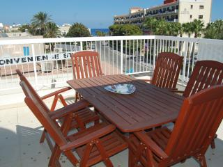 BLUAPT33 3 bed apt 200m from beach - Protaras vacation rentals