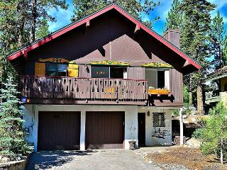 3BR + Loft Tahoe Tyrol Chalet with a Private Hot Tub and Gourmet Kitchen - South Lake Tahoe vacation rentals