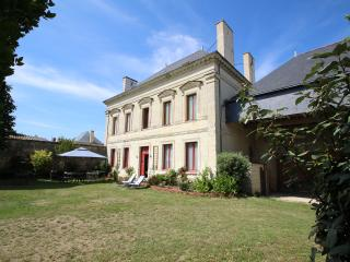 Domaine des Roses chambre grise - Montreuil-Bellay vacation rentals