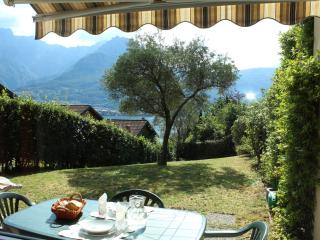 appartamento bilocale vista lago con giardino - Oliveto Lario vacation rentals