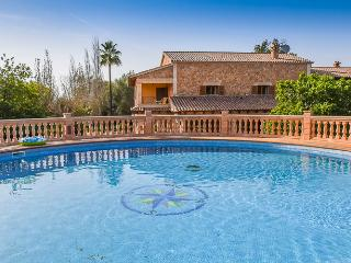 Beautiful house with private pool, close to golf - Algaida vacation rentals