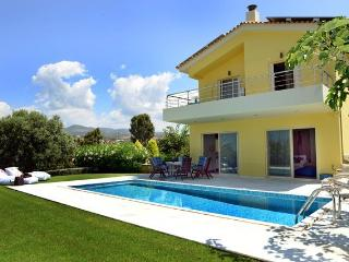 Citron Pale Luxury Villa, Dimitras Villas, Kalo nero beach, Messinia - Kalo Nero vacation rentals