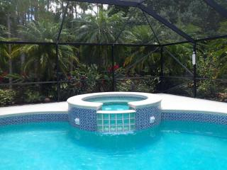 SCREENED HEATED POOL/SPA, PET FRIENDLY, MINUTES TO BEACH & ROGER DEAN STADIUM - Jupiter vacation rentals