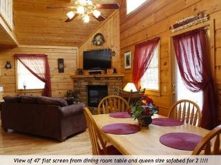 Very Private Hideaway - Sevierville vacation rentals