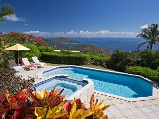 Villa Gardenia at Mandahl Peak, St. Thomas - Ocean View, Pool, Short Drive To - Mandahl Peak vacation rentals