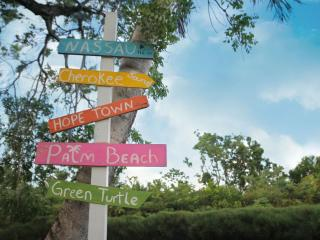 Four Winds Cottages - Green Parrot - Treasure Cay vacation rentals