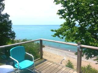 Beach Front GeoDome in beautiful Port Albert, Ontario - Port Albert vacation rentals