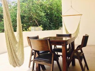 sleeps 8 on the 5th av. big balcony - Playa del Carmen vacation rentals